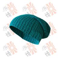 Визуализация вязаной шапки