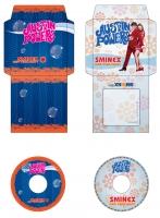 2а варианта обложки для CD