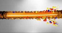 3D Анимация структуры волоса