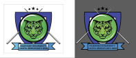 Скоростная отрисовка лого