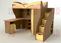 Моделирование и Визуализация корпусной мебели