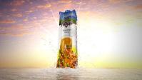 Симуляция воды для рекламы