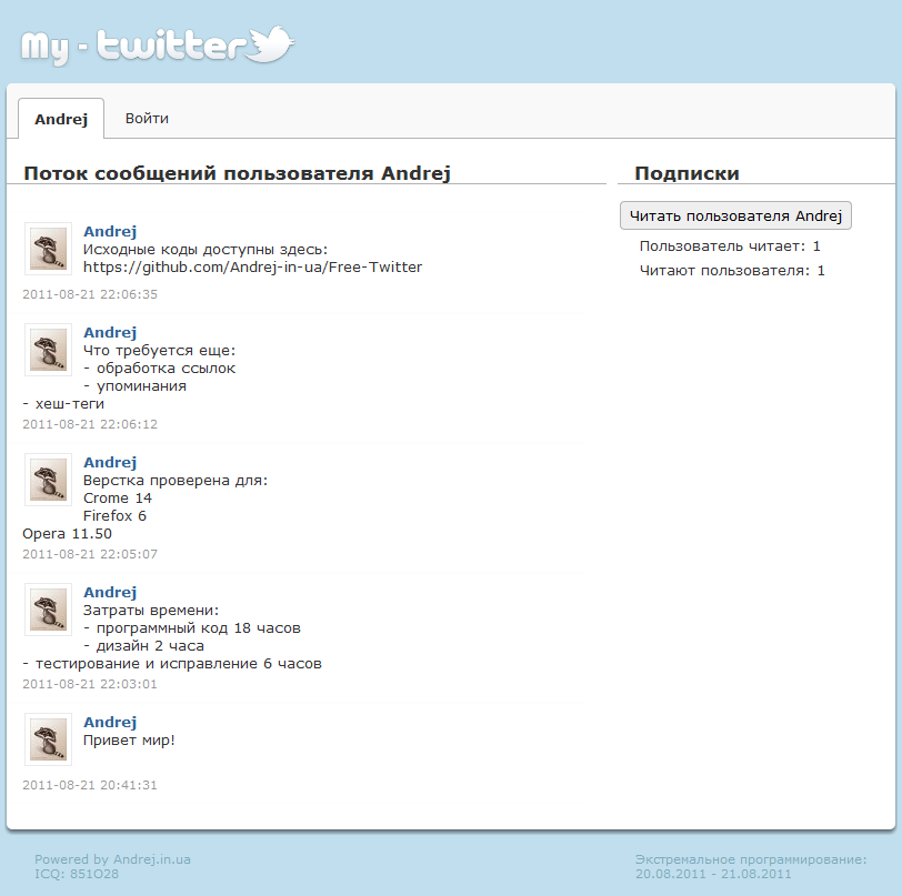 Free-Twitter