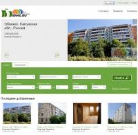 Портал по аренде/покупке недвижимости