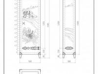 Проектирование художественного металла, чертежи