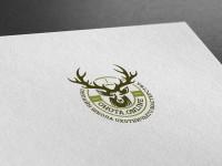 """Логотип """"Школа охотничьего мастерства"""""""