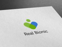 Логотип «Real Bionic»
