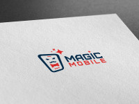 """Логотип """"Magic Mobile"""""""