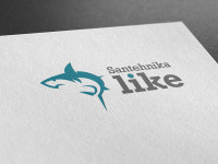 "Логотип и фирменный стиль ""Santehnika Like"""