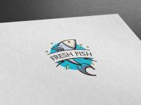 "Логотип ""Fresh Fish"""