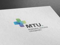 Логотип для медицинской конференции «MTU»