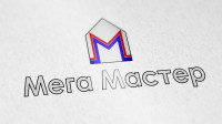 Логотип ремонтно-строительной фирмы Мега Мастер