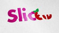 Логотип магазина кухонных инструментов Slice
