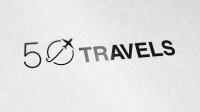 Логотип 50 travels