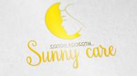 Логотип салона красоты Sunny care