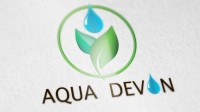 Логотип спа отеля Aqua Devon