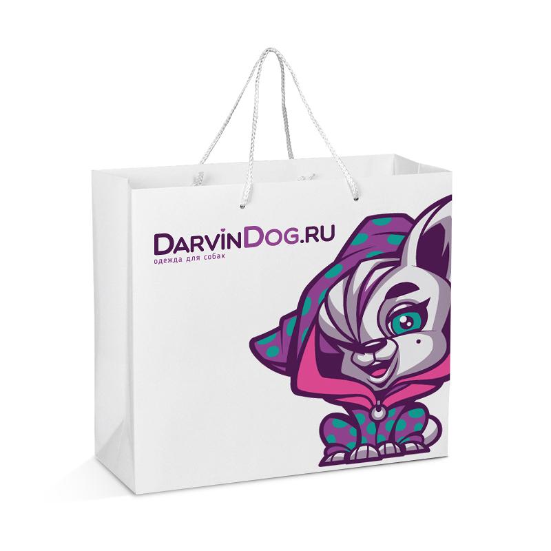 Создать логотип для интернет магазина одежды для собак фото f_681564c660e64e44.jpg