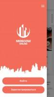Соц сеть «Moscow Online»