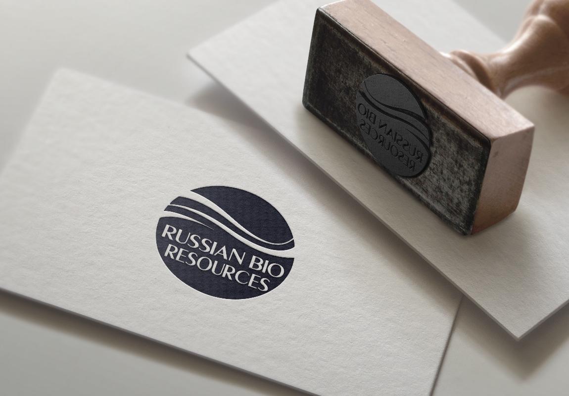 Разработка логотипа для компании «Русские Био Ресурсы» фото f_5355908be11ce98c.jpg