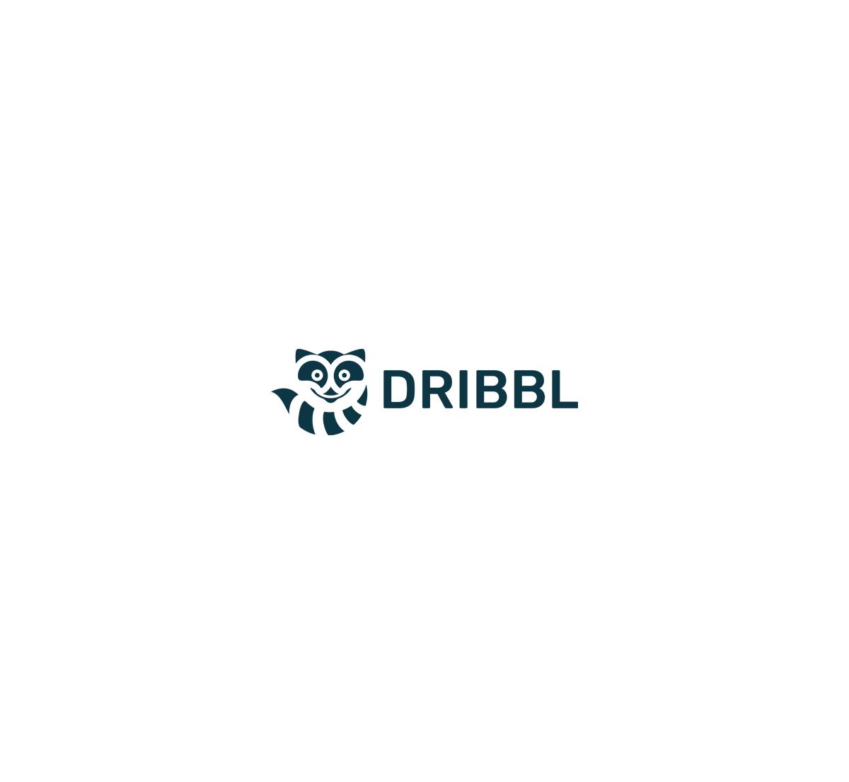 Разработка логотипа для сайта Dribbl.ru фото f_7705a9ed8b18538d.jpg