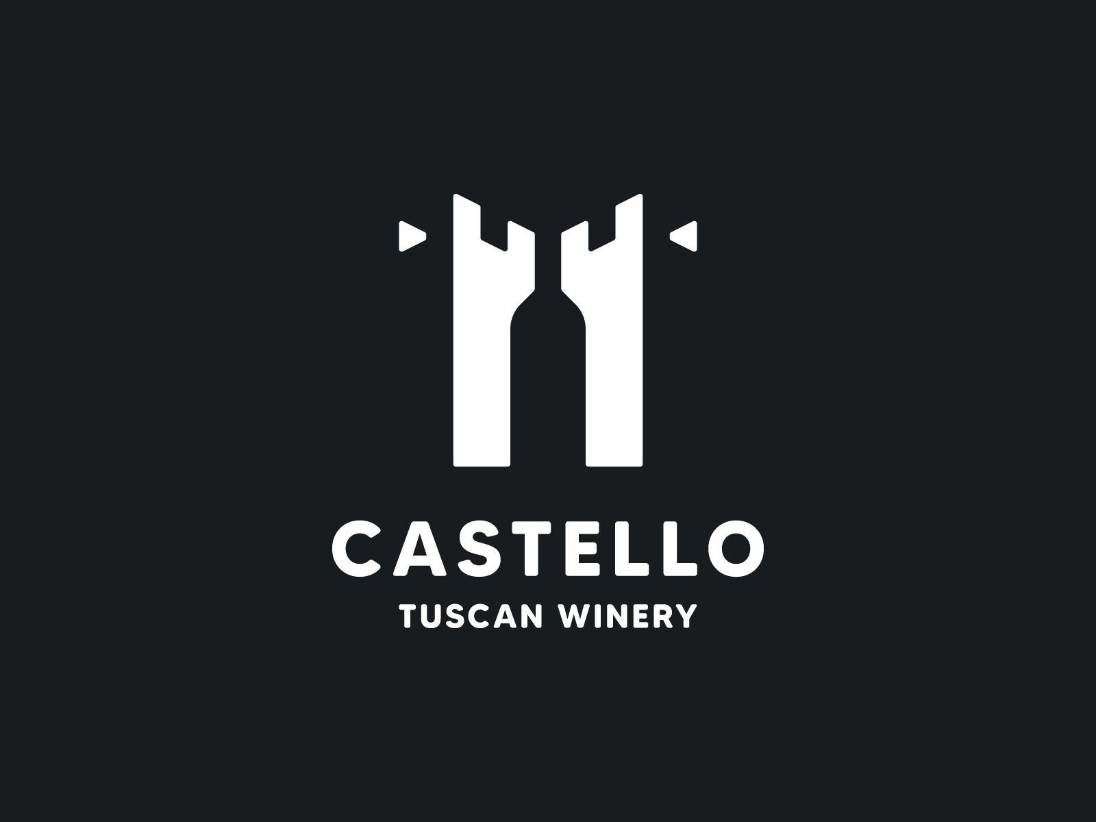 Castello Tuscan winery
