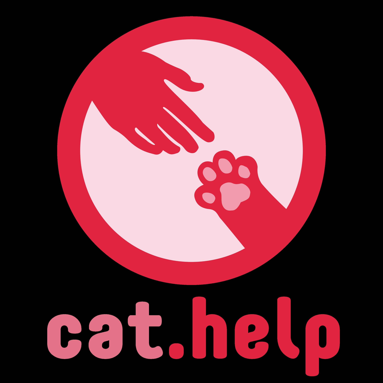 логотип для сайта и группы вк - cat.help фото f_46459dbc91c29b39.png