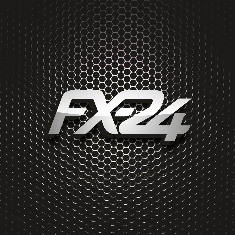 Разработка логотипа компании FX-24 фото f_5835450af08712da.png