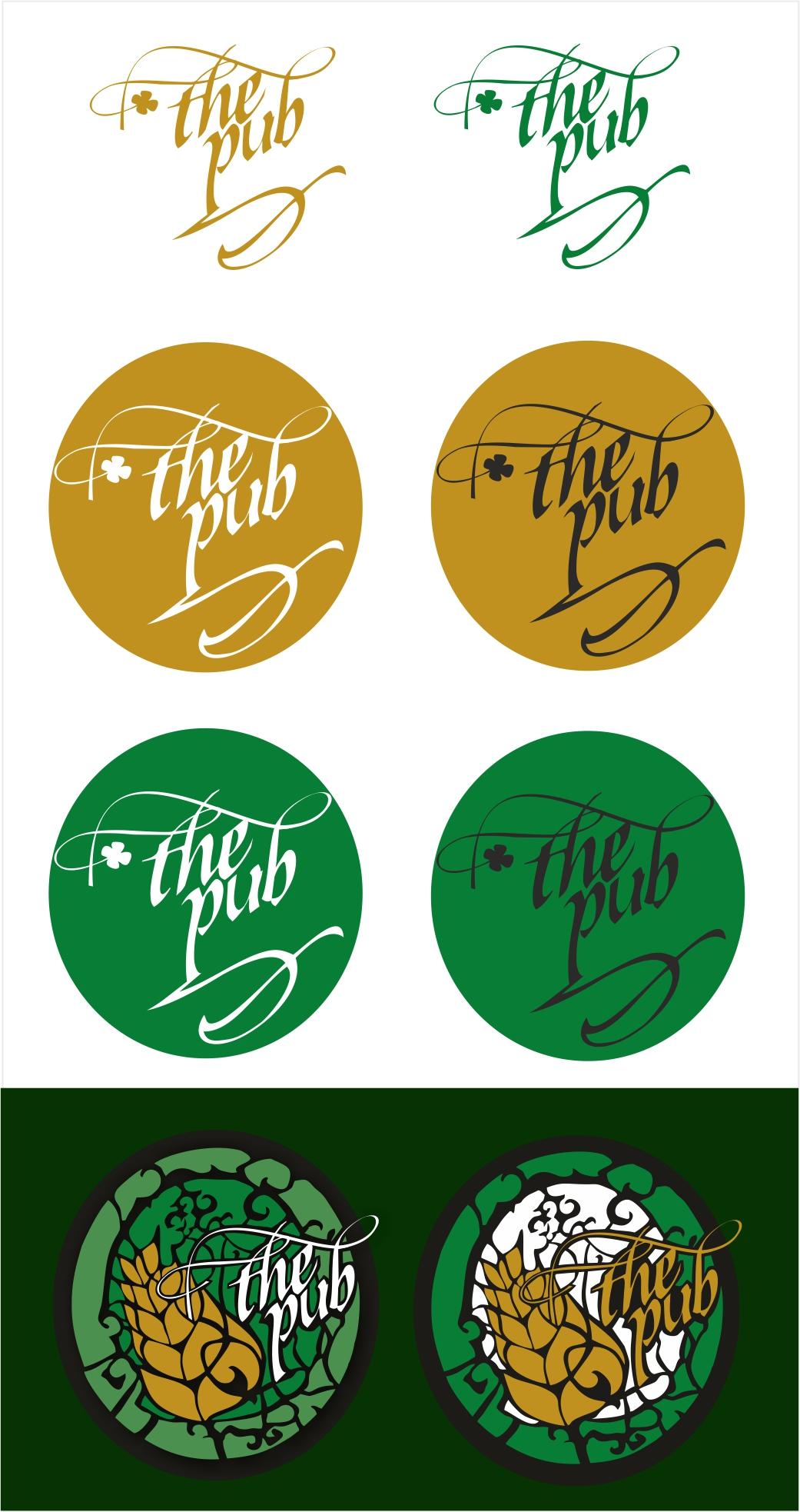 "Разработка логотипа торговой марки ""THEPUB"" фото f_71451ebb053e362d.jpg"