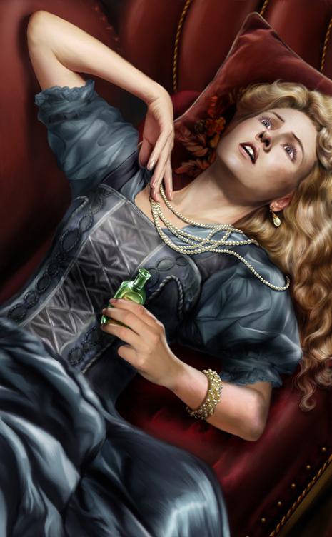 Иллюстрация к произведению А.П.Чехова