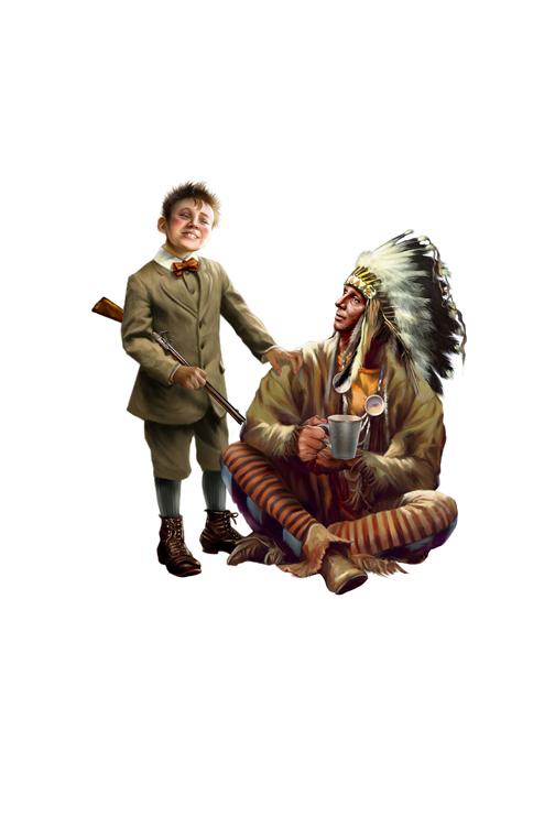 О.Генри иллюстрация к рассказу