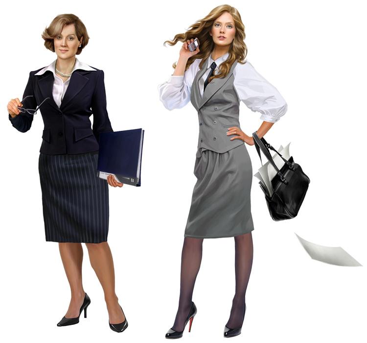 Иллюстрация к сайту занятости