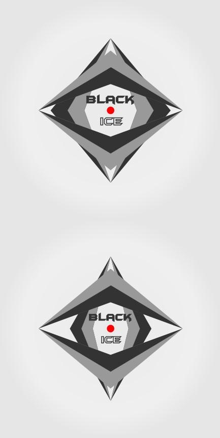 """Логотип + Фирменный стиль для компании """"BLACK ICE"""" фото f_37056df29fe8f5da.jpg"""