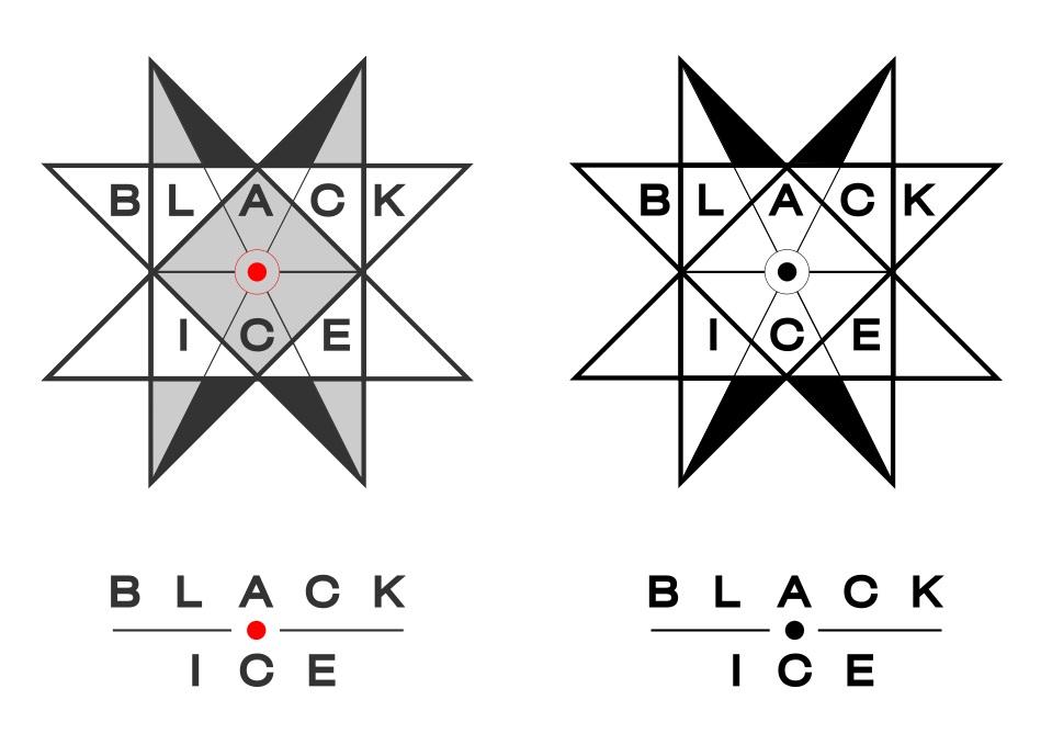"""Логотип + Фирменный стиль для компании """"BLACK ICE"""" фото f_49156defbf18ab5b.jpg"""