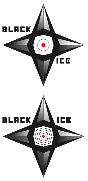 "Логотип + Фирменный стиль для компании ""BLACK ICE"" фото f_98056dfef489e3dd.jpg"