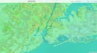 Air quality in New York and Manhattan