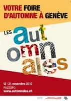 The Automn Fair Geneve Exhibition analysis