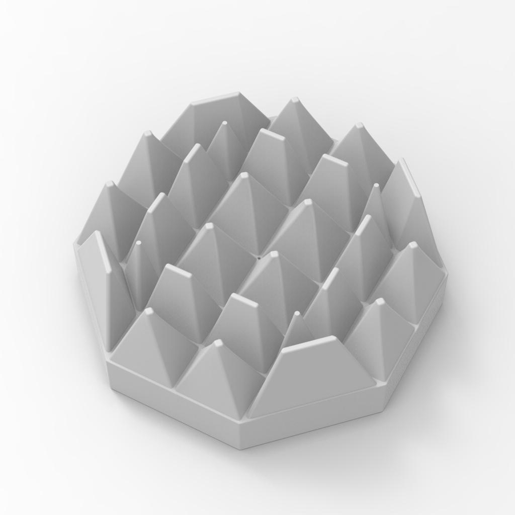 Сделать 3D модель массажного элемента формат STP/UG фото f_6405d284ae342f00.jpg