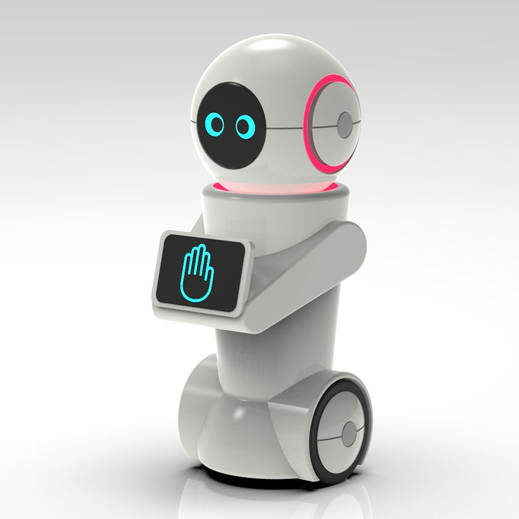 Конкурс на разработку дизайна детского домашнего робота. фото f_6775a7ccf9e9f5d1.jpg