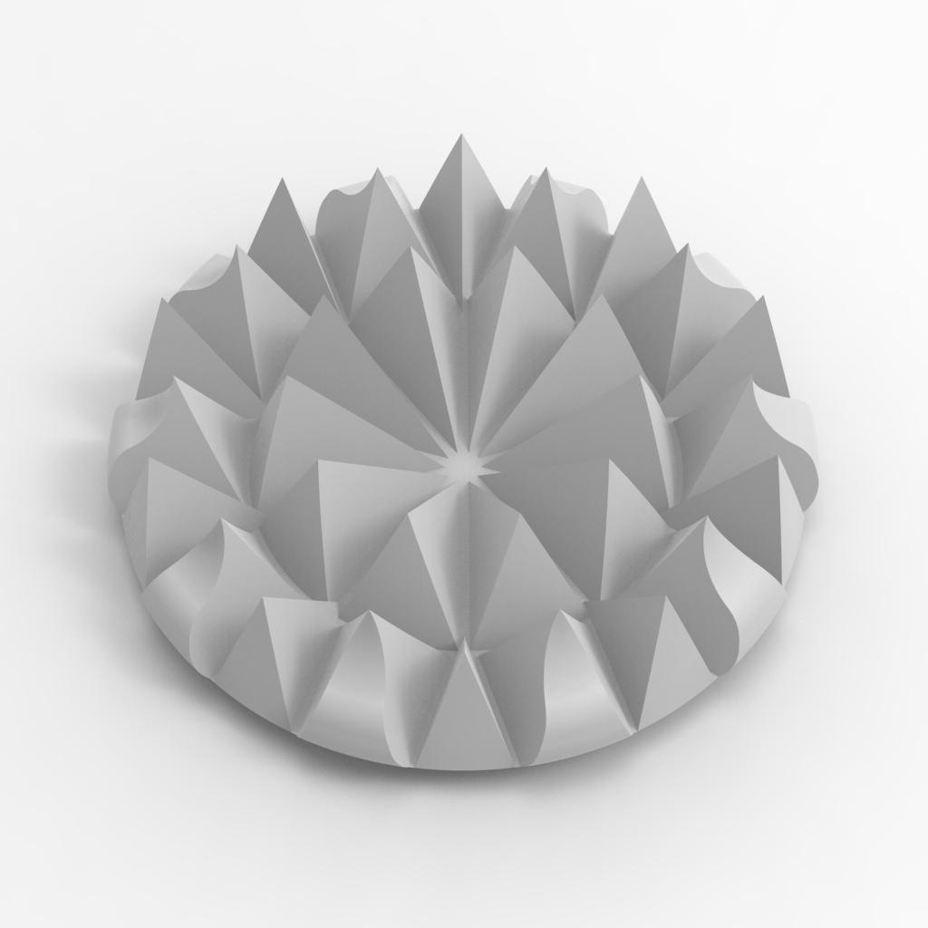 Сделать 3D модель массажного элемента формат STP/UG фото f_7315d2b4ce9cb6fd.jpg