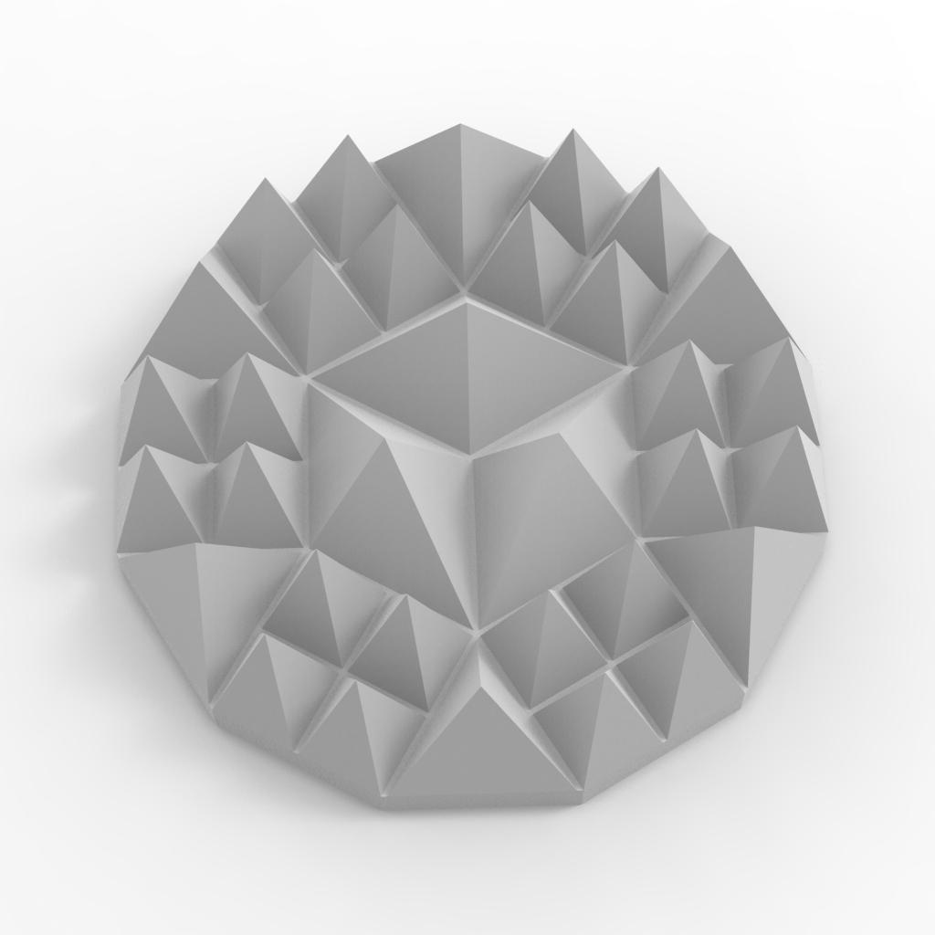 Сделать 3D модель массажного элемента формат STP/UG фото f_7495d2b2191b2448.jpg