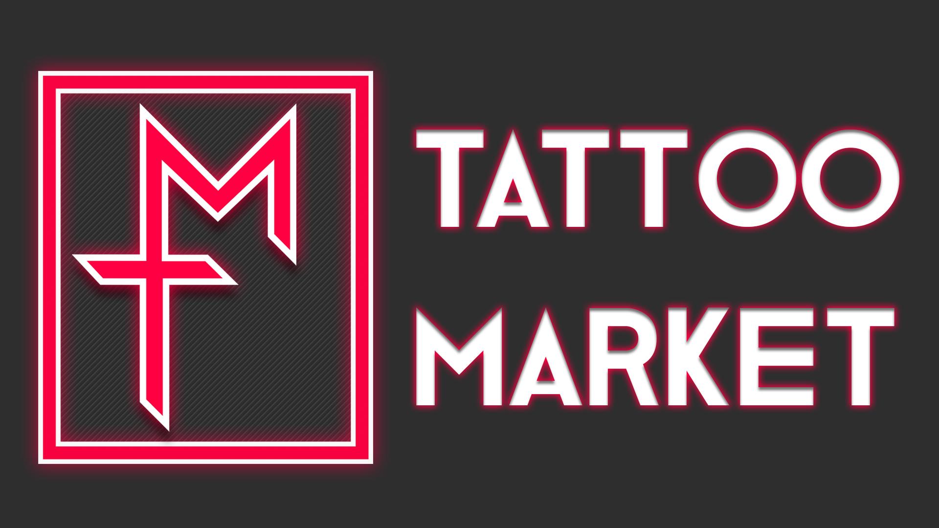 Редизайн логотипа магазина тату оборудования TattooMarket.ru фото f_4625c3ce0ae6b8ef.png