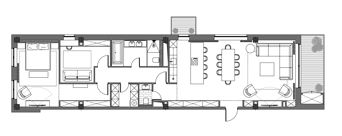 Разработка типового этажа многоквартирного дома! фото f_5825c2225f68eb5b.png