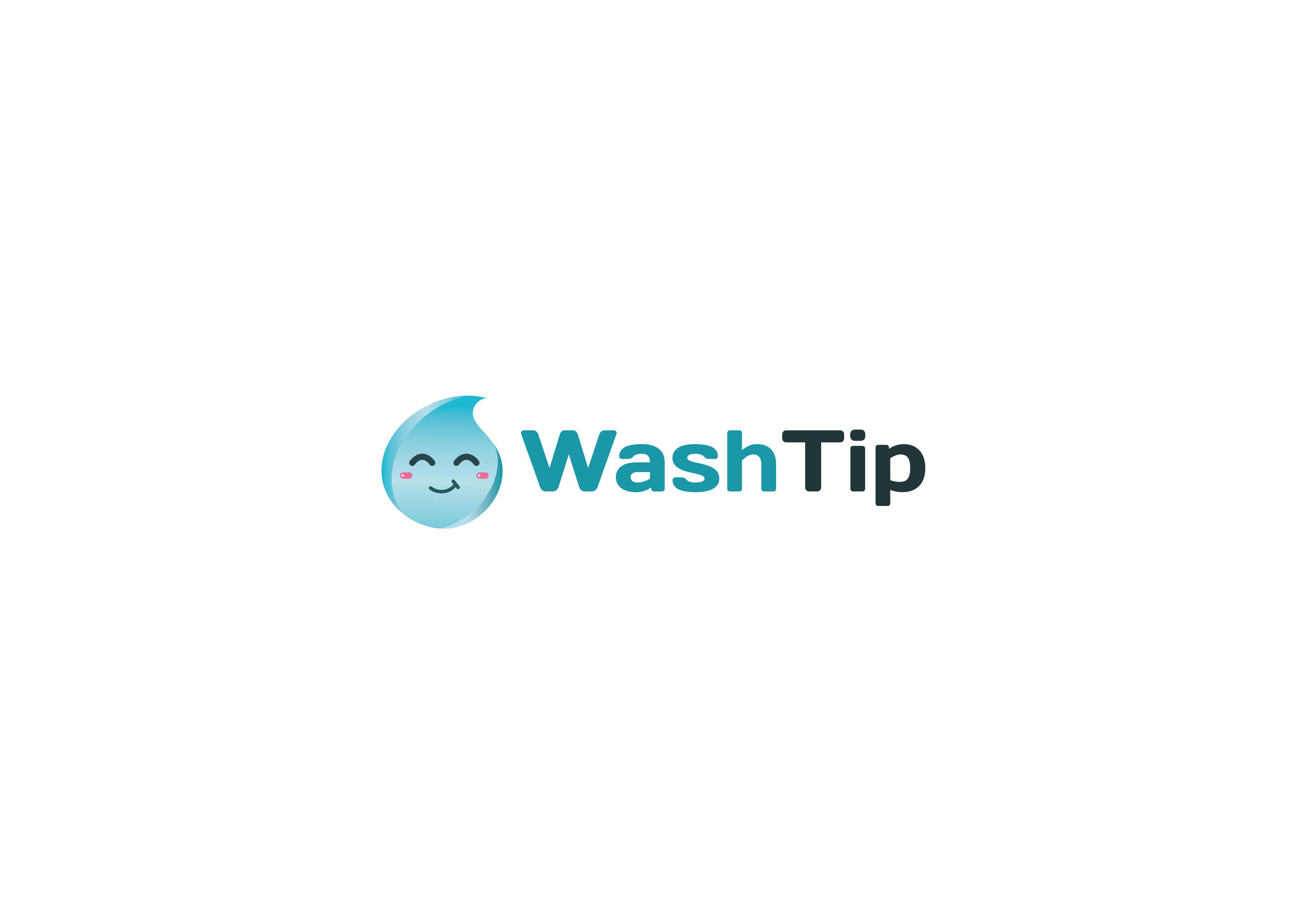 Разработка логотипа для онлайн-сервиса химчистки фото f_5985c055a7a2549e.jpg