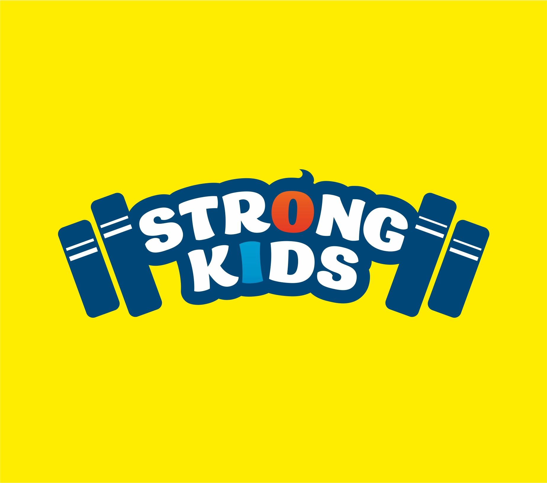 Логотип для Детского Интернет Магазина StrongKids фото f_3995c7042194e0e6.jpg