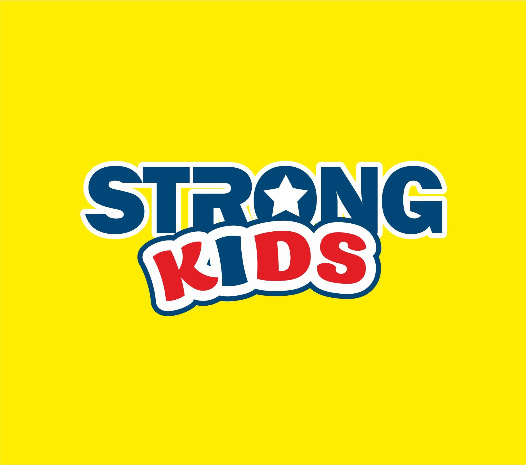 Логотип для Детского Интернет Магазина StrongKids фото f_5835c704c970a24a.jpg