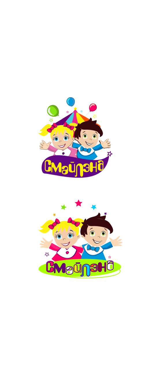 Логотип, стиль для детского игрового центра. фото f_9935a42bdec7e43d.png