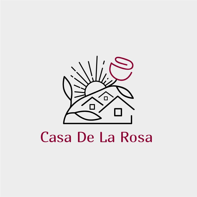 Логотип + Фирменный знак для элитного поселка Casa De La Rosa фото f_9195cd30d7747abc.jpg