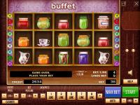 """Интерфейс и иконки """"Buffet"""""""