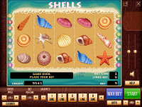 "Интерфейс и иконки ""Shells"""