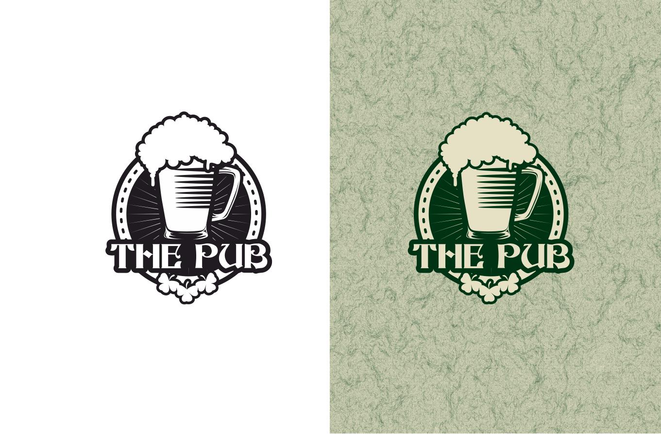 """Разработка логотипа торговой марки """"THEPUB"""" фото f_19151e07b197390a.png"""